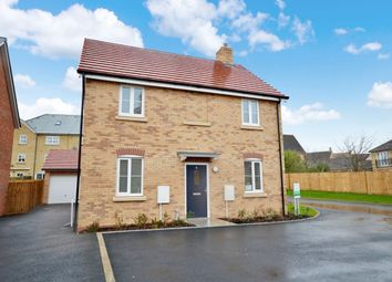Thumbnail 4 bed detached house for sale in Priory Close, Flitch Green, Dunmow