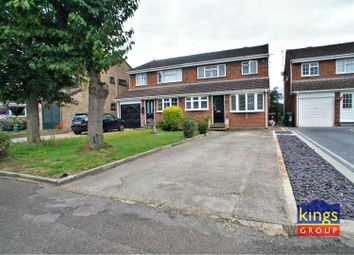 Thumbnail 3 bed semi-detached house for sale in Valley Close, Waltham Abbey