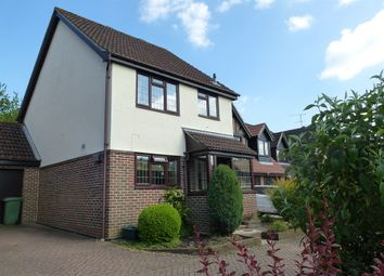 Thumbnail 3 bed link-detached house for sale in Centurion Way, Basingstoke