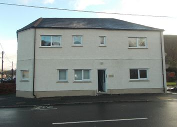 Thumbnail 1 bedroom flat to rent in Varteg Road, Ystalyfera, Swansea.