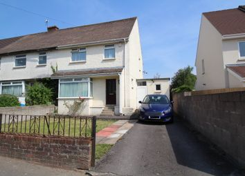 Thumbnail 3 bedroom end terrace house for sale in Masefield Road, Penarth