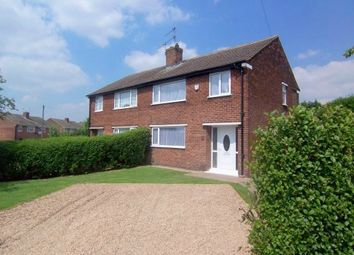 Thumbnail 3 bedroom semi-detached house to rent in Glenside, Kirkby-In-Ashfield, Nottingham