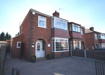 Thumbnail 3 bed semi-detached house for sale in Grange Avenue, Bawtry, Doncaster