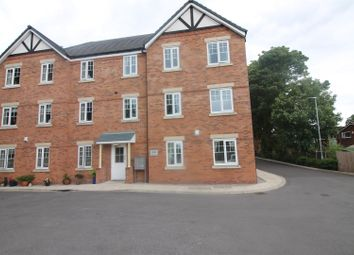 Thumbnail 2 bed flat for sale in Stretford Road, Urmston, Manchester