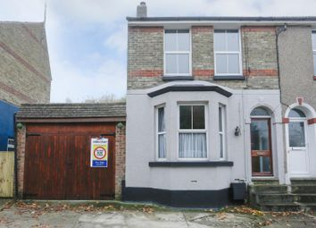 Thumbnail 3 bed semi-detached house for sale in Brookside, Temple Ewell, Dover