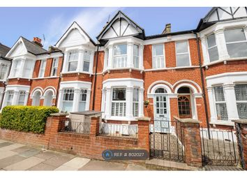 Thumbnail 4 bed terraced house to rent in Ravensbury Road, London