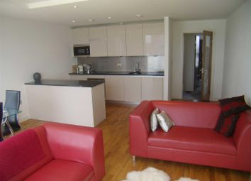 Thumbnail 2 bed flat to rent in City Lofts, 94 The Quays, Salford