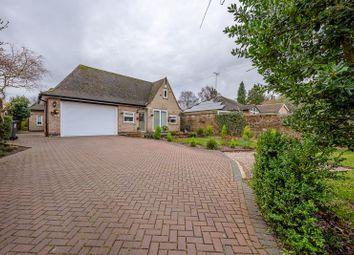 Thumbnail 3 bed bungalow for sale in Crow Park Drive, Burton Joyce, Nottingham
