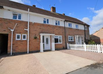 Thumbnail 3 bed terraced house for sale in Macaulay Road, Rothley, Leicester
