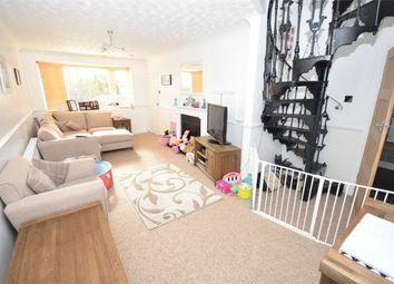 Thumbnail 3 bedroom semi-detached bungalow for sale in Wallwin Close, Roade, Northampton