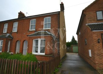 Thumbnail 3 bedroom semi-detached house to rent in Kings Road, London Colney, St.Albans