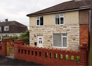 Thumbnail 3 bedroom end terrace house for sale in Brooklyn Road, Bristol