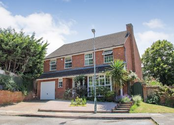 Thumbnail 4 bed detached house for sale in Dukes Orchard, Bexley