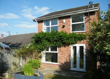 Thumbnail 3 bed link-detached house for sale in Moorlands Park, Cuddington, Northwich, Cheshire