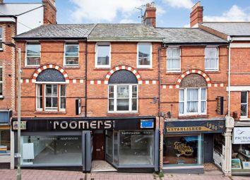 Thumbnail 2 bedroom maisonette for sale in Rolle Street, Exmouth