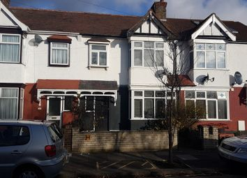 Thumbnail 4 bedroom terraced house to rent in Horace Road, Barkingside, Ilford