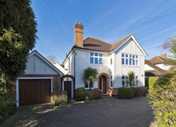 Thumbnail 4 bed detached house to rent in West Grove, Walton On Thames