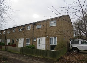 Thumbnail 3 bed end terrace house for sale in Brynmore, Bretton, Peterborough
