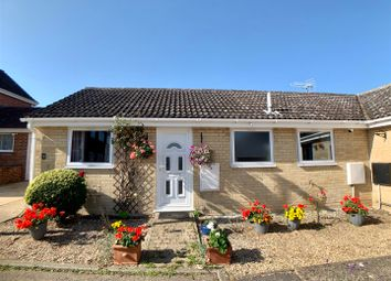Thumbnail 2 bedroom semi-detached bungalow for sale in Jaques Close, Glemsford, Sudbury