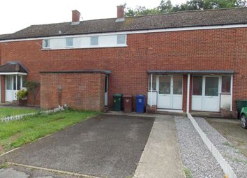 Thumbnail 2 bed terraced house to rent in Woodcote Road, Caversfield, Bicester