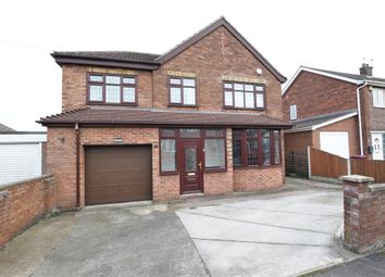 Thumbnail 4 bed detached house for sale in St. Johns Road, Scunthorpe