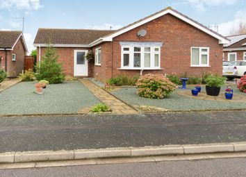 Thumbnail 3 bedroom detached bungalow for sale in Monte Long Close, March