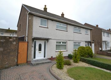 Thumbnail 3 bed semi-detached house for sale in Cleator Moor Road, Whitehaven, Cumbria
