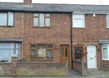 Thumbnail 2 bed town house for sale in Prestwold Road, Off Uppingham Road, Leicester