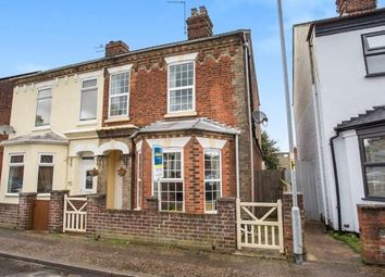 Thumbnail 4 bed semi-detached house for sale in Gorleston, Great Yarmouth, Norfolk