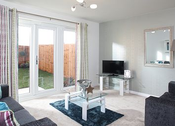 "Thumbnail 2 bedroom terraced house for sale in ""Aston"" at Ffordd Eldon, Sychdyn, Mold"