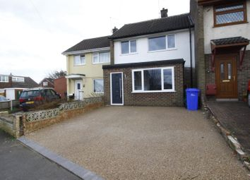 Thumbnail 3 bed town house for sale in Castle Park Road, Horninglow, Burton-On-Trent