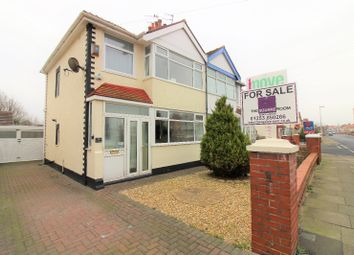Thumbnail 3 bedroom semi-detached house for sale in Valeway Avenue, Cleveleys