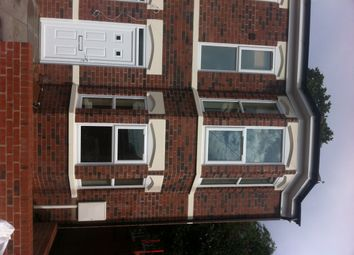 Thumbnail 1 bedroom property to rent in Regent Street, Earlsdon, Coventry