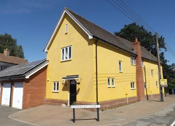 Thumbnail 3 bed semi-detached house for sale in Tattingstone, Ipswich, Suffolk