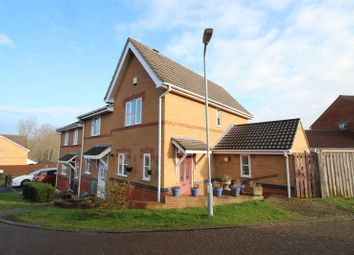 Thumbnail 2 bed semi-detached house for sale in Mary Hart Close, Street