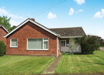 Thumbnail 3 bed detached bungalow for sale in Crown Way, Banham, Norwich
