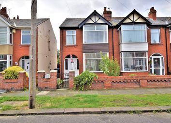Thumbnail 3 bed end terrace house for sale in Kimberley Avenue, Blackpool, Lancashire