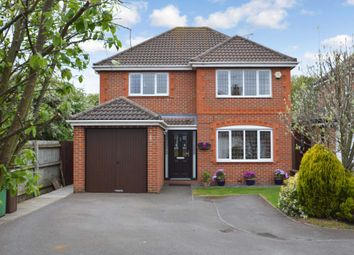 Thumbnail 4 bed detached house for sale in Jakeman Way, Aylesbury