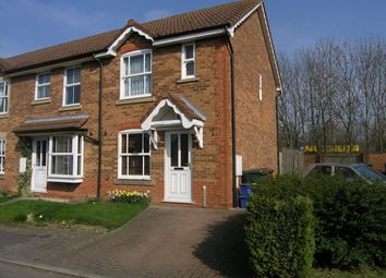 Thumbnail 2 bed end terrace house to rent in Waltham Gardens, Banbury