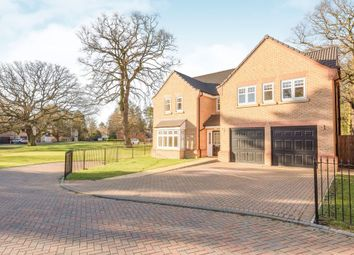 Thumbnail 5 bed detached house for sale in Rosewood Court, Retford