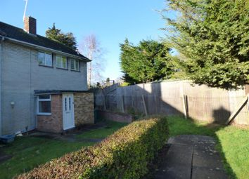 Thumbnail 2 bedroom end terrace house for sale in Yeovil Chase, Southampton