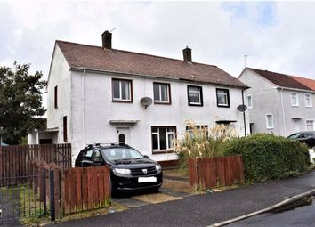 Thumbnail 2 bed semi-detached house for sale in 81, Links Road, Saltcoats, Ayrshire