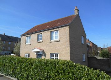 Thumbnail 3 bedroom detached house for sale in Bridgnorth Drive, Kingsmead, Milton Keynes