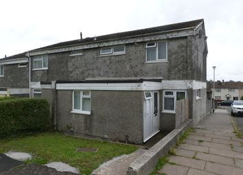 Thumbnail 3 bed end terrace house for sale in Stratton Walk, Plymouth