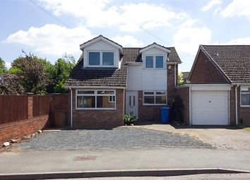 Thumbnail 4 bed link-detached house to rent in Slade Avenue, Chase Terrace, Burntwood