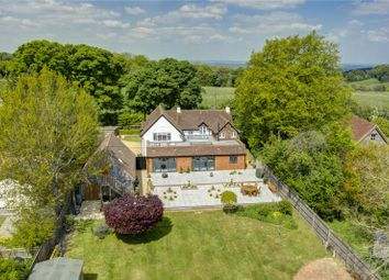 Thumbnail 4 bed detached house for sale in Greenfield, Christmas Common, Watlington