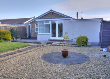 Thumbnail 2 bed detached bungalow for sale in Hotspur Avenue, Bedlington