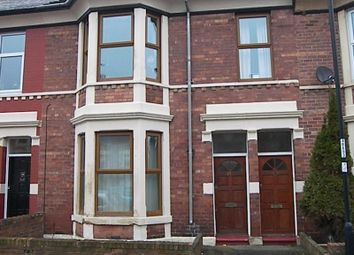 Thumbnail 2 bed flat for sale in Belford Terrace, North Shields