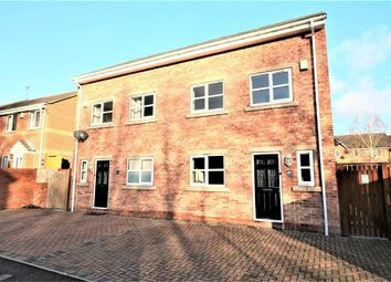 Thumbnail 4 bed semi-detached house to rent in Providence Street, Wombwell, Barnsley, South Yorkshire