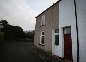 Thumbnail 2 bed end terrace house for sale in 1 Cleator Street, Millom, Cumbria